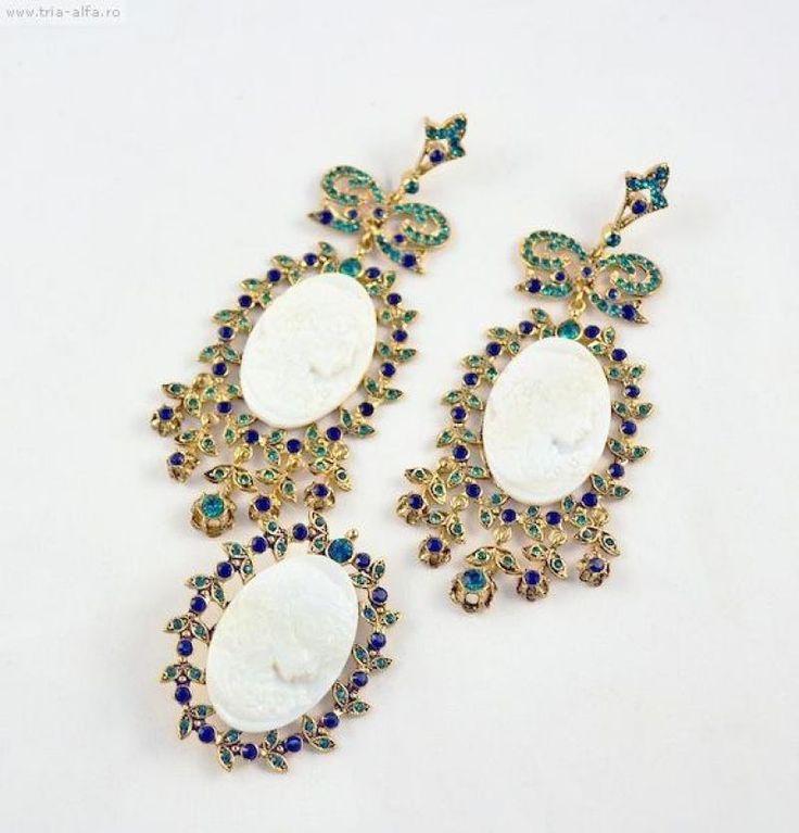 Tria Alfa jewelry sets with Swarovski elements 4