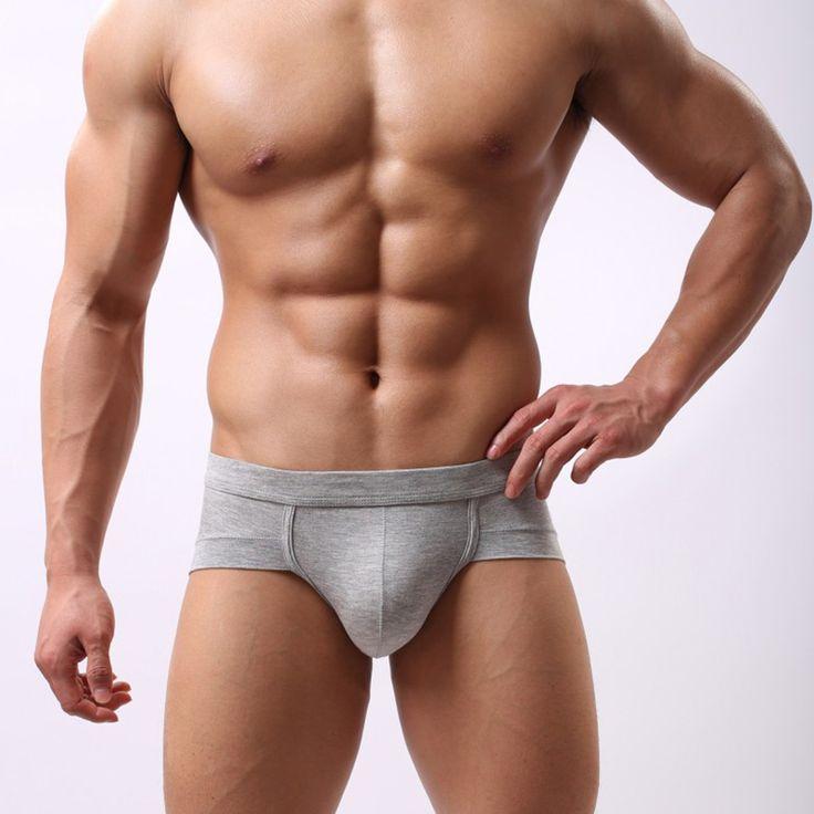 [Asian size, not American/European size] colorful modal underwear men U convex mens briefs 10 colors good quality briefs mens