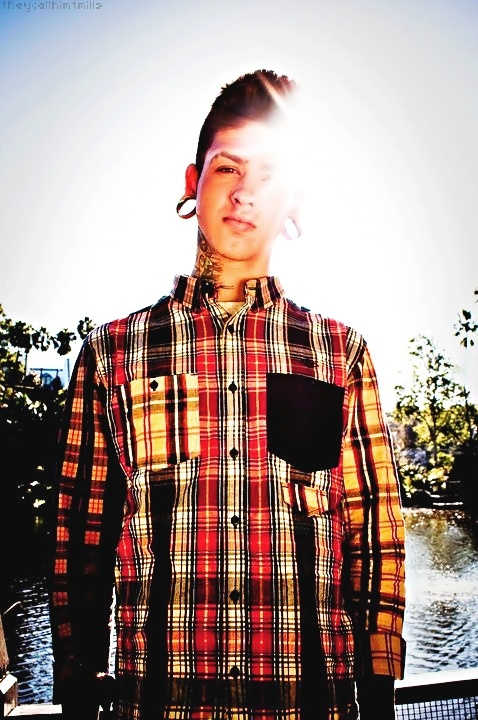 T. Mills <3 How I Love You!