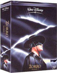 Zorro : Saison 1 (39 épisodes) - Coffret 6 DVD