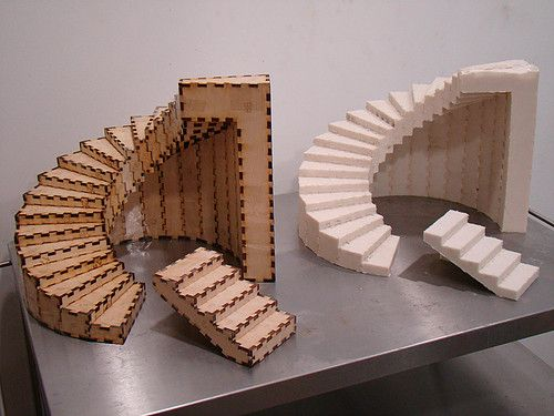 Best Spiral Stairs Stairs Concrete Casting Mold Making 400 x 300