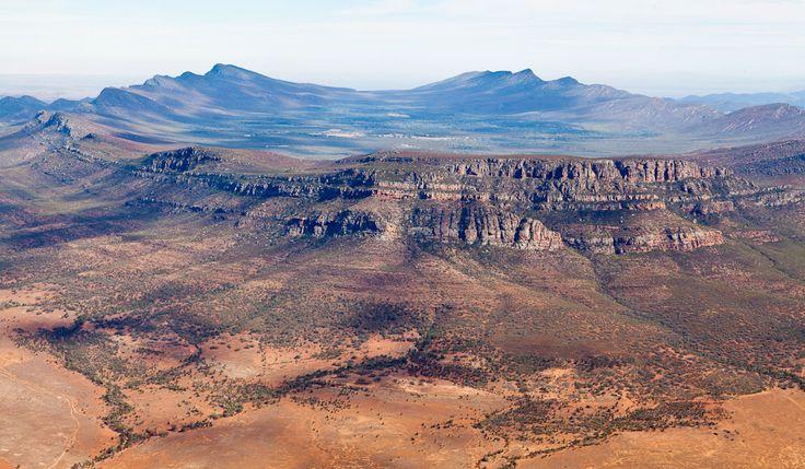 100 Incredible Travel Secrets #2 Wilpena Pound, SA