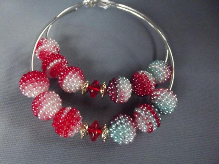 Hoop Earrings by Jewelryonthego