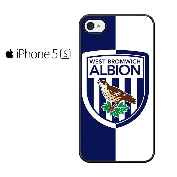 West Bromwich Albion Fc Iphone 5 Iphone 5S Iphone SE Case