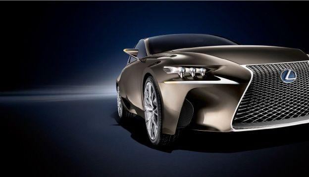 2012 LF-CC. L-Finesse Evolution. | Lexus i-Magazine 앱 다운로드 ▶ http://www.lexus.co.kr/magazine #ConceptCar #Lexus
