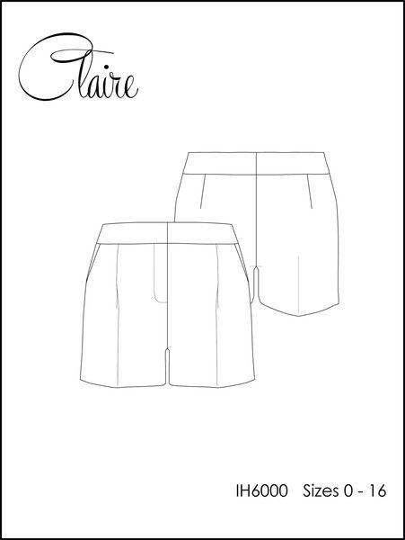 Claire. 105 best PPC   Shorts  corsaires  pantacourts  bermuda  jupe