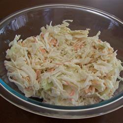 Traditional Creamy Coleslaw Allrecipes.com