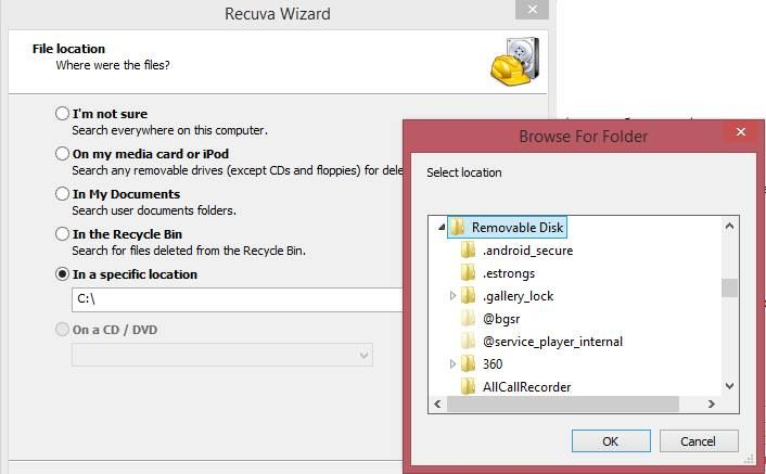 Recover Using Recuva File Recovery | technical in 2019 | Recover