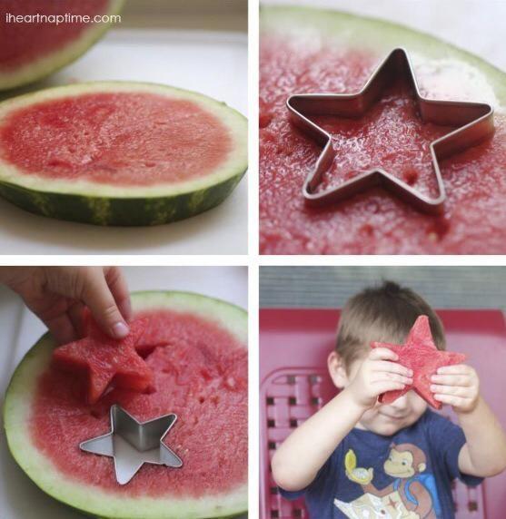 melancia pros filhos