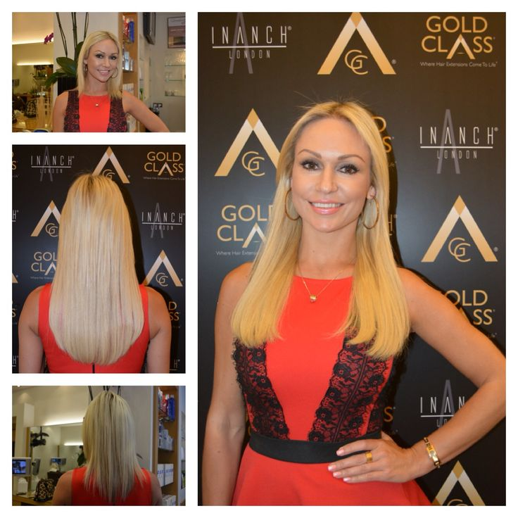 100 best gold class hair extensions by inanch london images on the gorgeous kristina rihanoff is our latest celebrity client who is now a big fan of our gold class hair extensions and will be showcasing her new luscious pmusecretfo Image collections