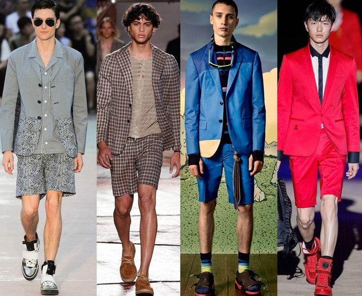 Модные мужские шорты 2015 (73 фото) | Мужской Журнал Мод
