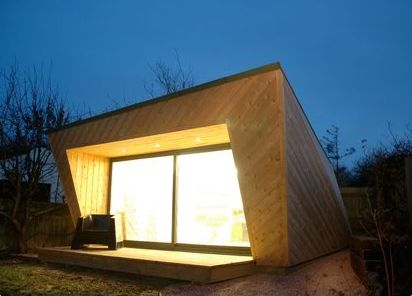 Mod Pods A Plenty: 10 Hip Prefabs, Custom Office Spaces And Sheds
