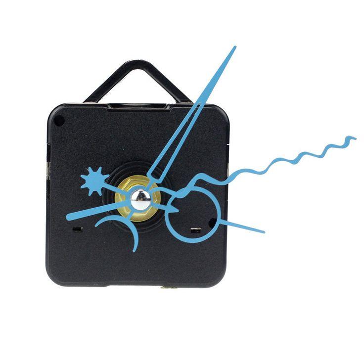 Blue Quartz Wall Clock Movement Mechanism Hands DIY Repair Replacement
