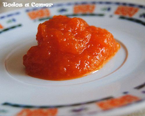 Receta de mermelada de calabaza