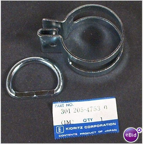 Kioritz Echo 30120547530 Harness Ring Clamp Kit for CLS-4600 NOS New Old Stock on eBid Canada