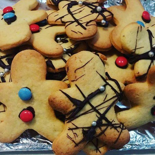 Biscottini natalizi o Gingerbread men!