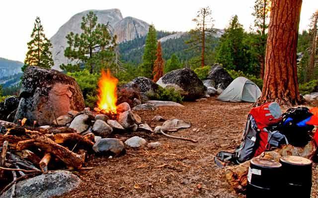 John Muir Trail, a 211-mile footpath that winds its way through the grand Sierra Nevada of eastern California