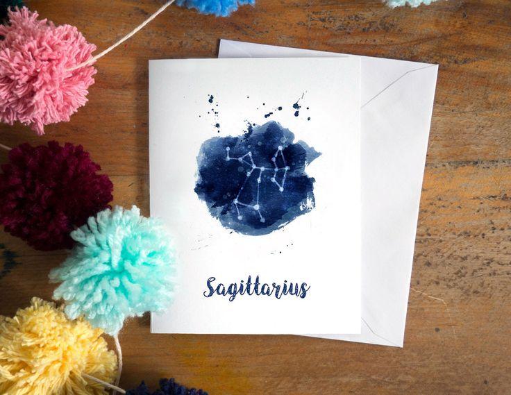 Sagittaire zodiaque constellation | Sagittaire signe zodiaque | Balance | cadeau personnalisé | signes astrologiques | ciel | affiche par AmelieDuboisArt sur Etsy https://www.etsy.com/ca-fr/listing/476395873/sagittaire-zodiaque-constellation-o