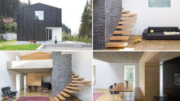Ristrutturare casa in Germania nel cuore della Foresta Nera