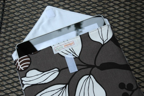 iPad Cover Tutorial - Envelope Style
