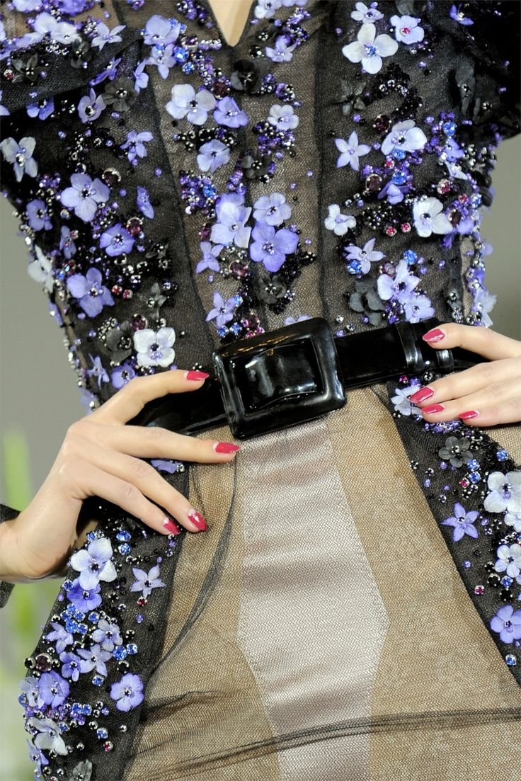 Christian Dior couture!