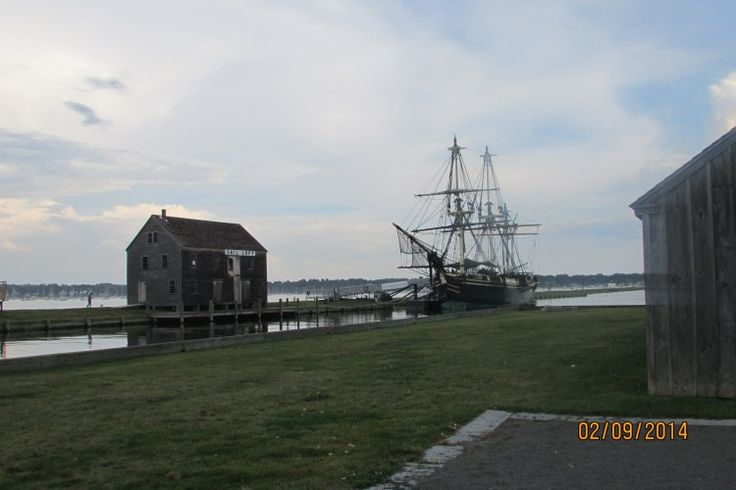Salem, Massachusetts, USA: witches and great food