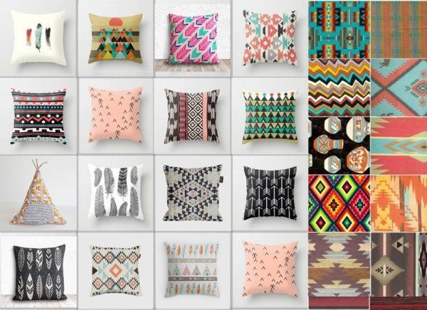 Die besten 25+ Grafische muster Ideen auf Pinterest - deko ideen hexagon wabenmuster modern