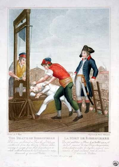 an introduction to the use of terror during the french revolution Reign of terror, also called the terror, french la terreur, the period of the french revolution from september 5, 1793, to july 27, 1794 (9 thermidor, year ii.