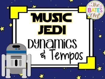 Star Wars Themed Music Dynamics & Tempos >>> perfect for the upcoming movie release!