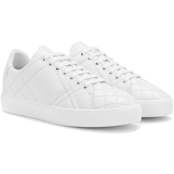 White leather shoes, Sneakers fashion