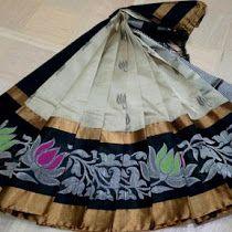 Exclusive Kuppadam Pattu Sarees   Buy Online Kuppadam Sarees