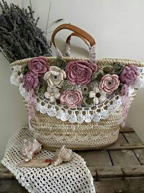 Shabby crochet