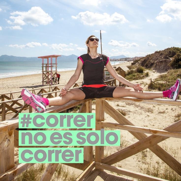 Comparte, disfruta, descubre...porque #correr no es solo correr #corrernoessolocorrer