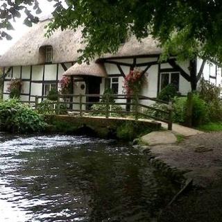13th century fulling mill, Alresford, Hampshire, England.