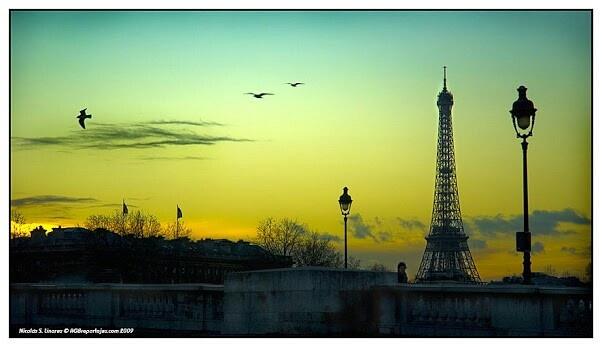Sunset in Paris. #fotografo #evento #madrid #decograph.es
