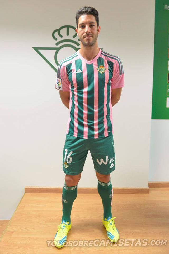 Camiseta adidas Día de la mujer del Real Betis  5994117448a43