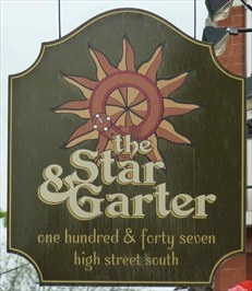 Star and Garter - High Street South, Dunstable. -