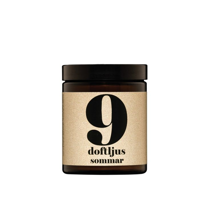 The No. 9 Summer Scented Candle by Terrible Twins is evocative of the Swedish country side in summer, and boasts a fresh floral scent, with undertones of honey. No. 9 Summer Scented Candle by Terrible Twins is available at Osmology. Shop your favourite scented candles and home fragrance brands in one place.