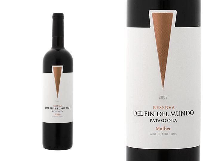 Zemma & Ruiz Moreno Wine Branding & Packaging Design FIN DEL MUNDO PATAGONIA