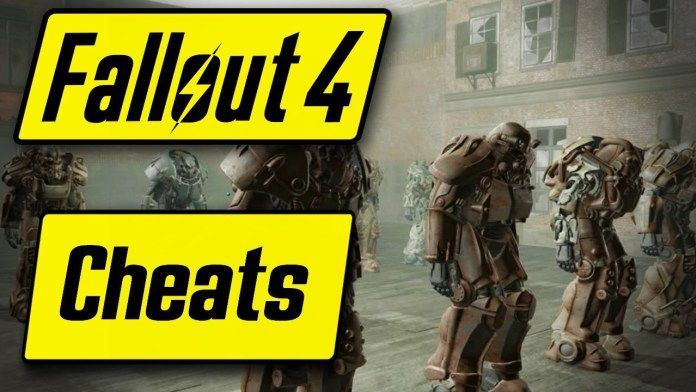 Fallout 4 Item Codes : Complete Item Codes List For Fallout 4 For PC