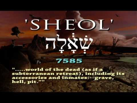 Isaiah 14: 9-11. :Hell from beneath is moved for thee to meet thee at thy coming: it stirreth up the dead for thee, even all the chief ones of the earth: it hath raised up from their thrones all t…