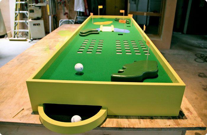 17 best images about mini golf on pinterest carnival for Indoor golf design