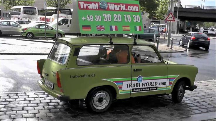 Trabant wiecznie żywy - Berlin
