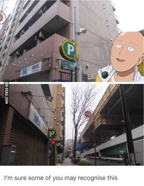 One Punch Man - I apologize, im on a one punch man run everyone. Im sorry.