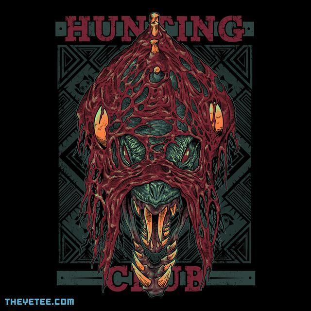 Hunting Club Vaal Cazador De Monstruos Monstruos Criaturas Fantasticas