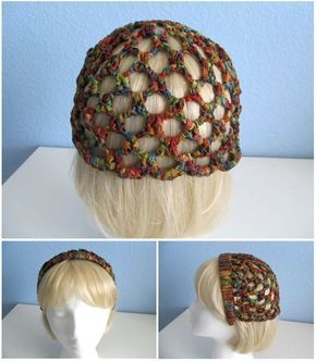 Wind Rose Fiber Studio: Megan's Headband ~ Free Crochet Pattern. http://windrosefiberstudio.blogspot.com/2011/02/megans-headband-free-crochet-pattern.html