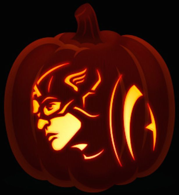 Scary Pumpkin Carving Patterns: Best 25+ Cool Pumpkin Carving Ideas On Pinterest