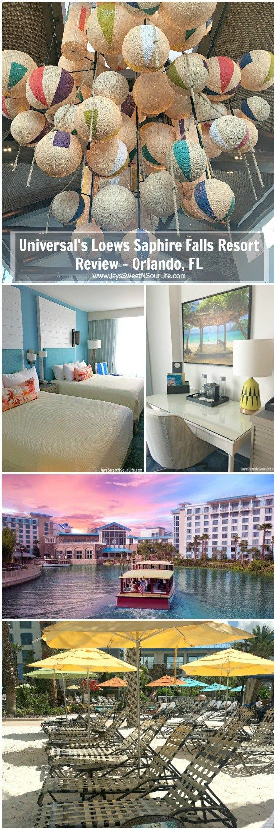 Read our full review of Universal's Loews Saphire Falls Resort in Orlando Florida. This Caribbean themed hotel is perfect for the whole family.  #LoewsSapphireFalls #ReadyForUniversal #AWonderfulPlace #Travel #Review #HotelReview  #VisitOrlando