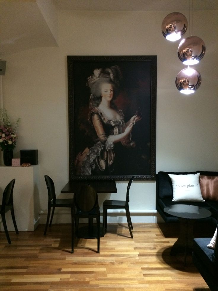 The interior has been inspired by true Parisian Luxury, combining modern with French Tradition.