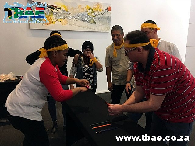 South African Minute To Win It